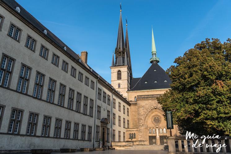 Catedral de Santa María de Luxemburgo