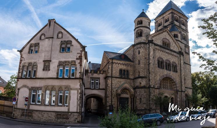 Iglesia St Paulus Trier