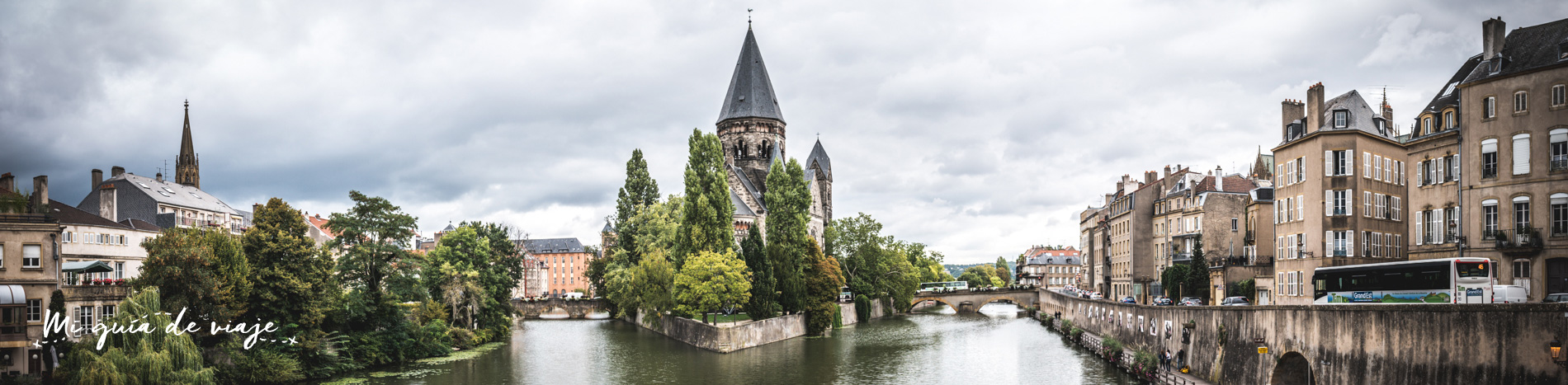 24 horas en Metz: Una ciudad de cuento