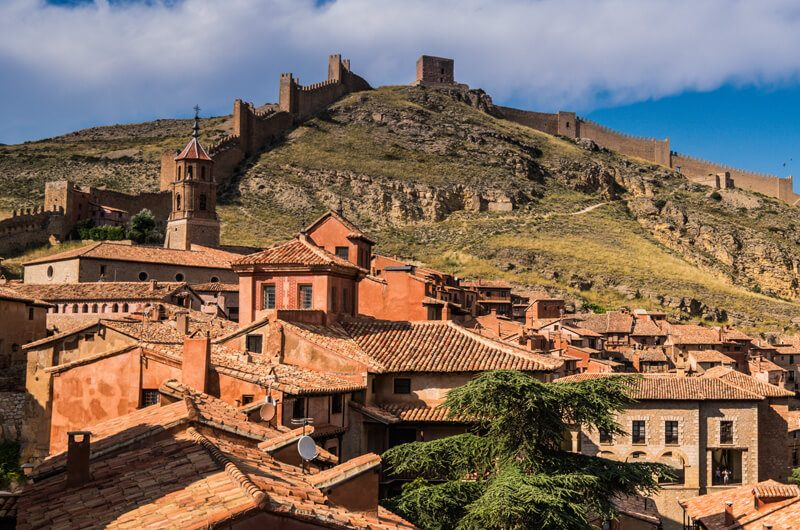 Vistas de Albarracín