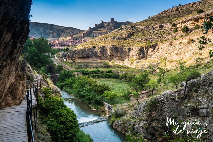 Ruta Fluvial de Albarracín