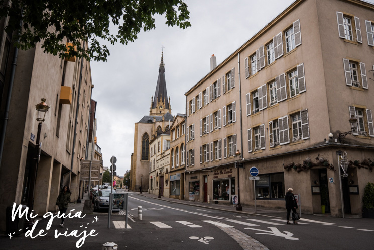 Saint Martin de Metz