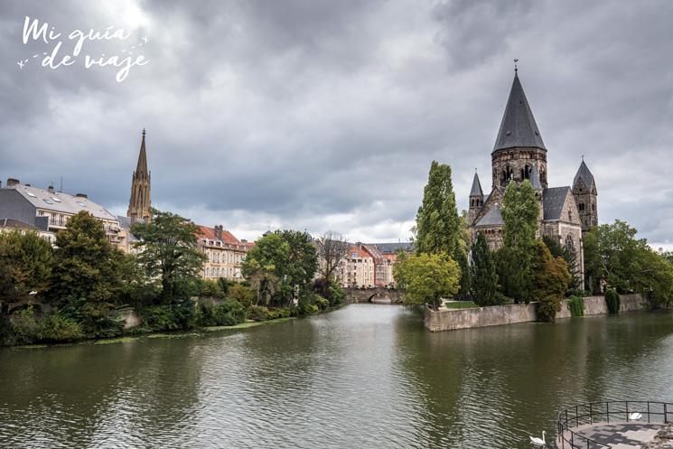Templo Neuf Metz