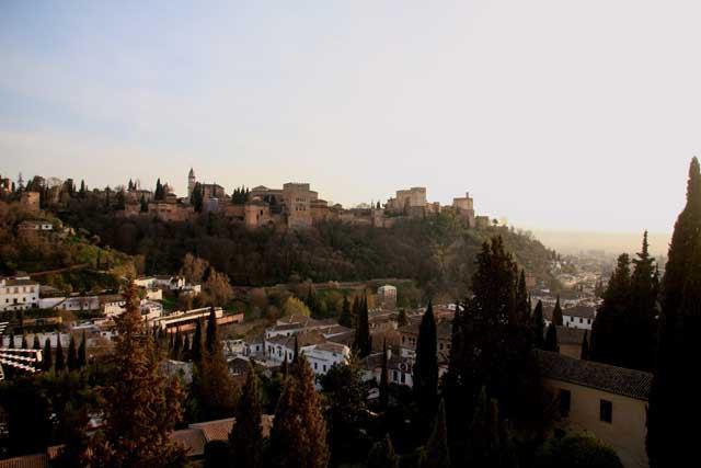Visitar Granada durante la escala de crucero
